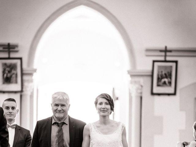 Le mariage de Baptiste et Laetitia à Camoël, Morbihan 28