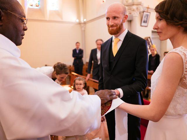 Le mariage de Baptiste et Laetitia à Camoël, Morbihan 41