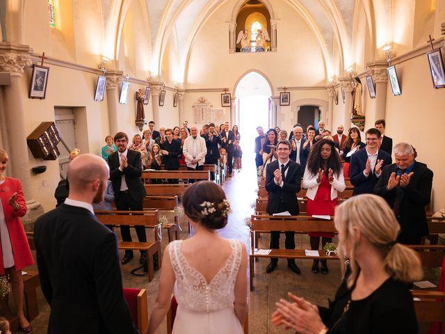 Le mariage de Baptiste et Laetitia à Camoël, Morbihan 43
