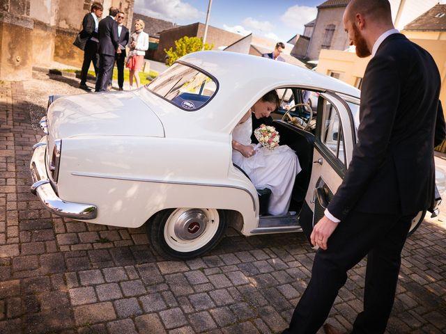 Le mariage de Baptiste et Laetitia à Camoël, Morbihan 52