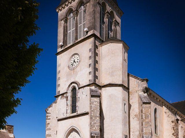 Le mariage de Baptiste et Laetitia à Camoël, Morbihan 54