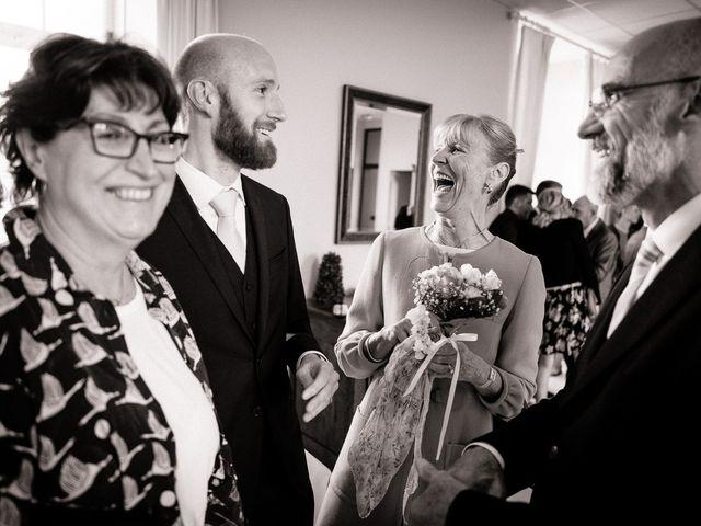 Le mariage de Baptiste et Laetitia à Camoël, Morbihan 59