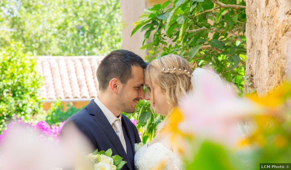 Le mariage de Jonathan et Sabrina à La Londe-les-Maures, Var