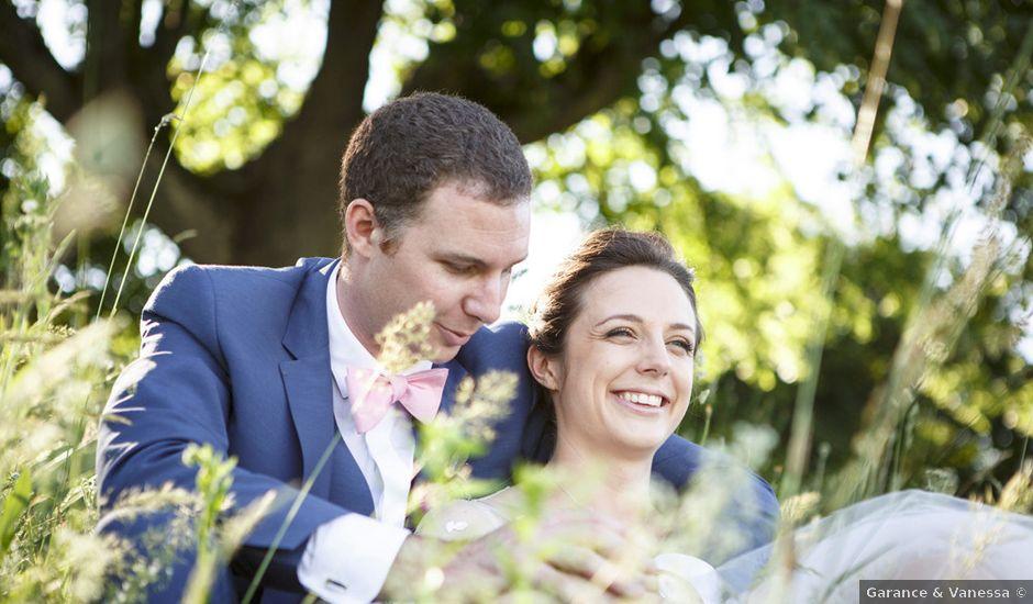Le mariage de Louis et Céline à Millery, Rhône