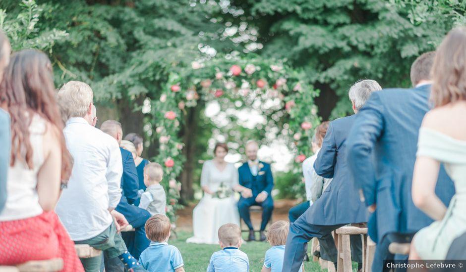 Le mariage de Nicolas et Elise à Gas, Eure-et-Loir