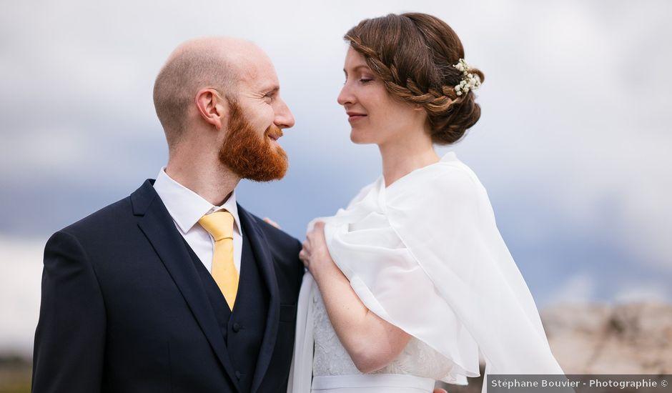 Le mariage de Baptiste et Laetitia à Camoël, Morbihan
