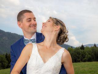 Le mariage de Laetitia et Gaëtan