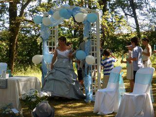 Le mariage de Fabienne et Laurent 3