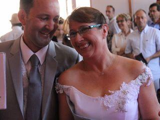 Le mariage de Fabienne et Laurent