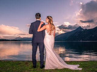 Le mariage de Johanna et Franck
