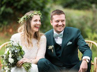 Le mariage de Camille et Gregoire