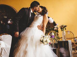 Le mariage de Darlene et Lucas