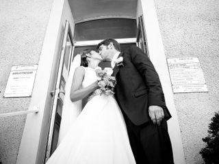 Le mariage de Marjorie et Bastien 1