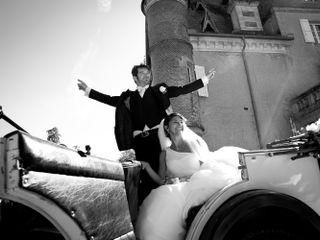 Le mariage de Marjorie et Bastien