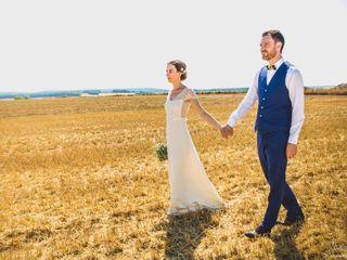 Le mariage de Cécile et Jan