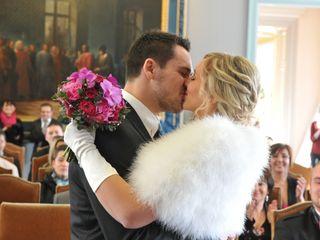 Le mariage de Alexandra et Fabien