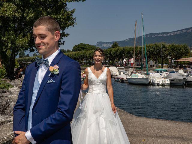 Le mariage de Gaëtan et Laetitia à Albens, Savoie 7