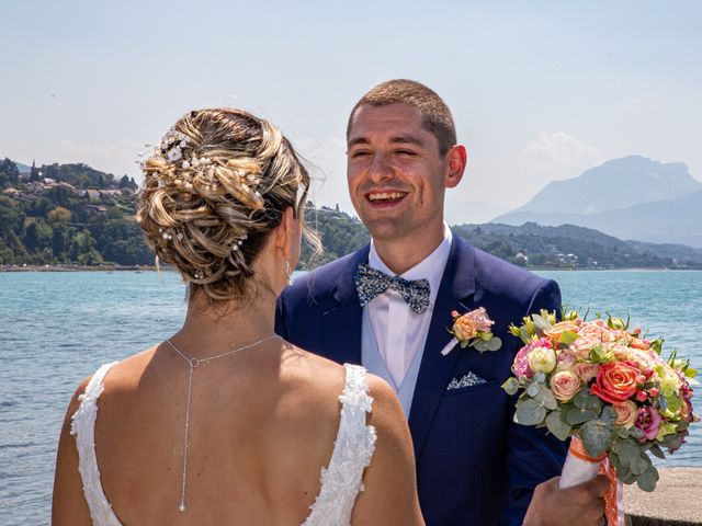 Le mariage de Gaëtan et Laetitia à Albens, Savoie 8