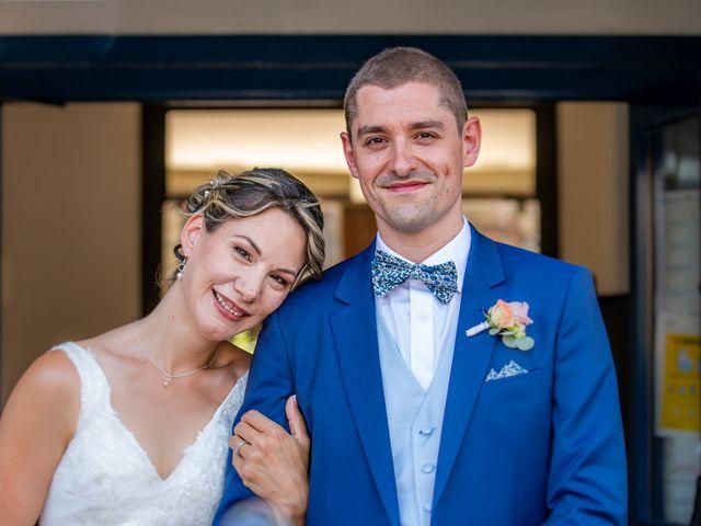 Le mariage de Gaëtan et Laetitia à Albens, Savoie 14