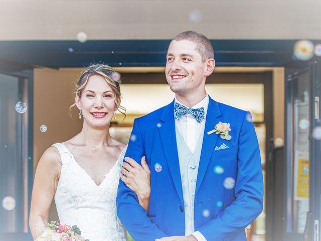 Le mariage de Gaëtan et Laetitia à Albens, Savoie 15