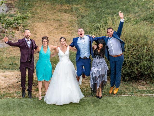 Le mariage de Gaëtan et Laetitia à Albens, Savoie 17
