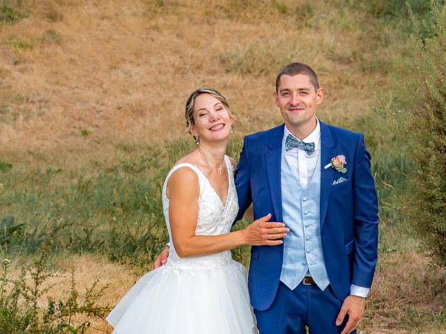 Le mariage de Gaëtan et Laetitia à Albens, Savoie 18