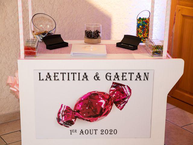 Le mariage de Gaëtan et Laetitia à Albens, Savoie 25