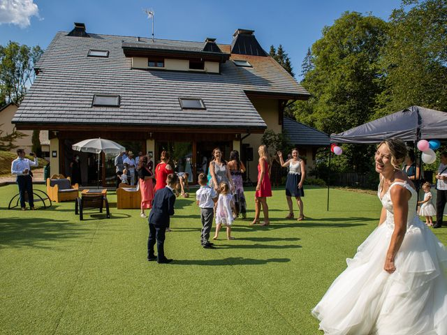 Le mariage de Gaëtan et Laetitia à Albens, Savoie 27