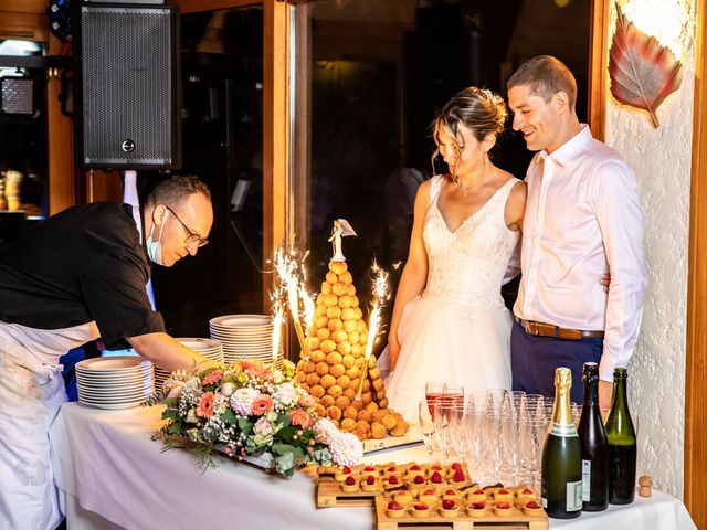 Le mariage de Gaëtan et Laetitia à Albens, Savoie 34