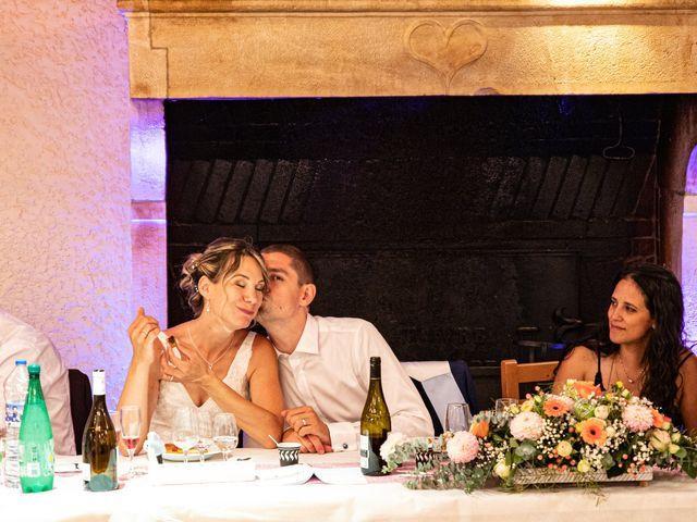 Le mariage de Gaëtan et Laetitia à Albens, Savoie 37