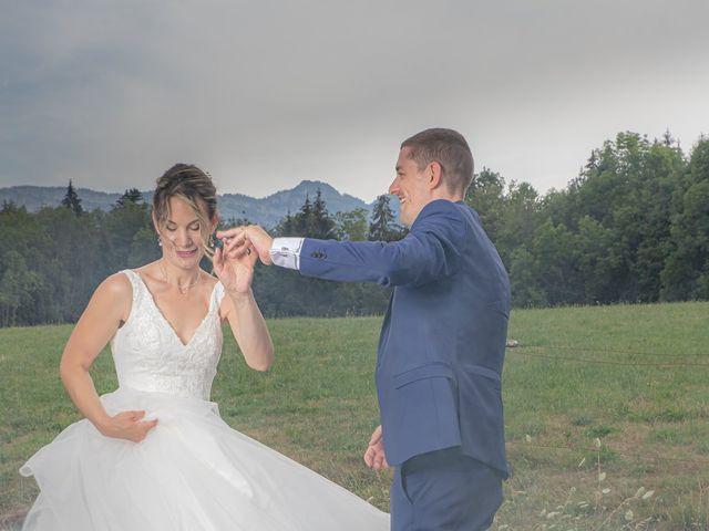 Le mariage de Gaëtan et Laetitia à Albens, Savoie 1