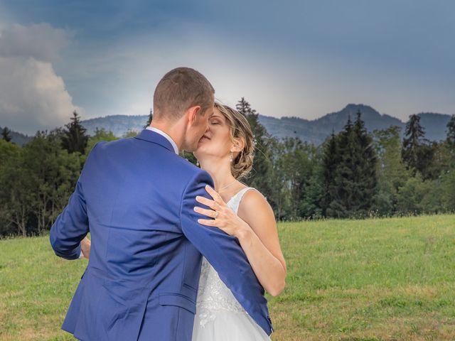Le mariage de Gaëtan et Laetitia à Albens, Savoie 38