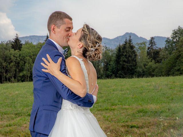 Le mariage de Gaëtan et Laetitia à Albens, Savoie 39
