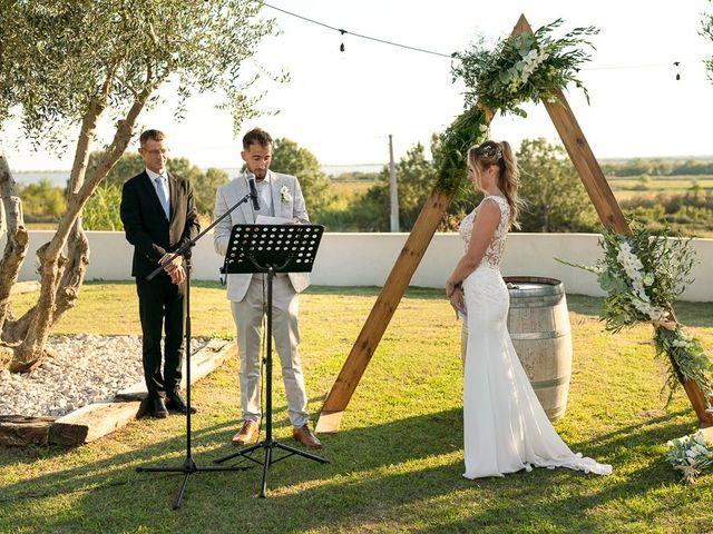 Le mariage de Cyril et Laura à Montpellier, Hérault 85