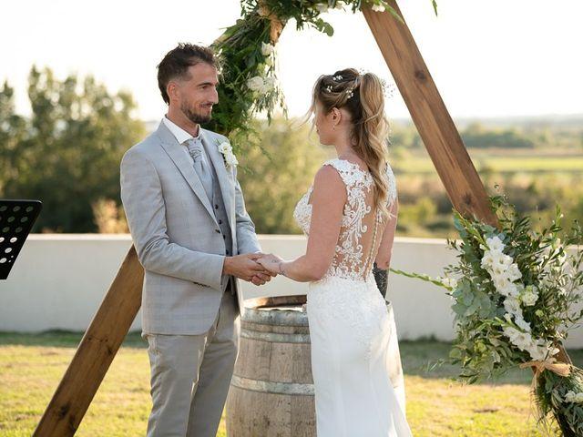 Le mariage de Cyril et Laura à Montpellier, Hérault 92