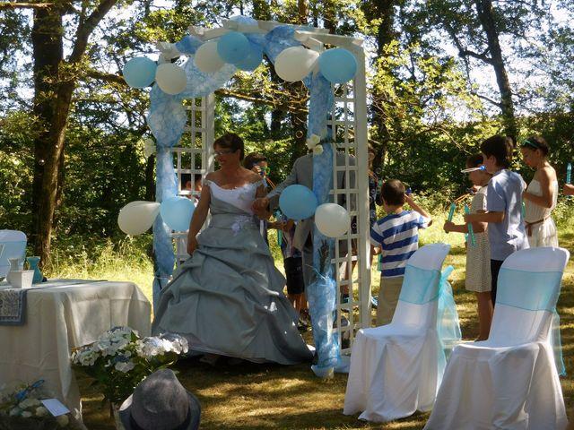 Le mariage de Laurent et Fabienne à Lagarrigue, Tarn 4