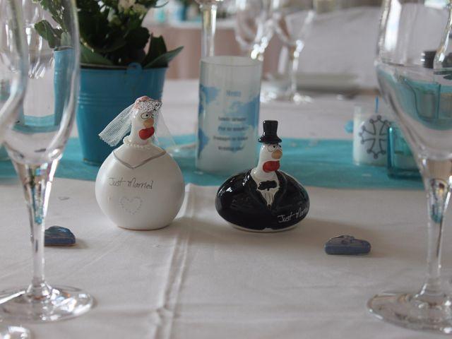 Le mariage de Laurent et Fabienne à Lagarrigue, Tarn 2