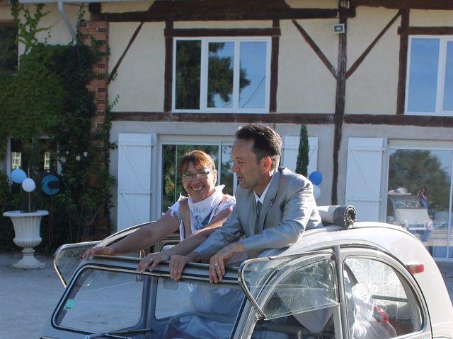 Le mariage de Laurent et Fabienne à Lagarrigue, Tarn 6