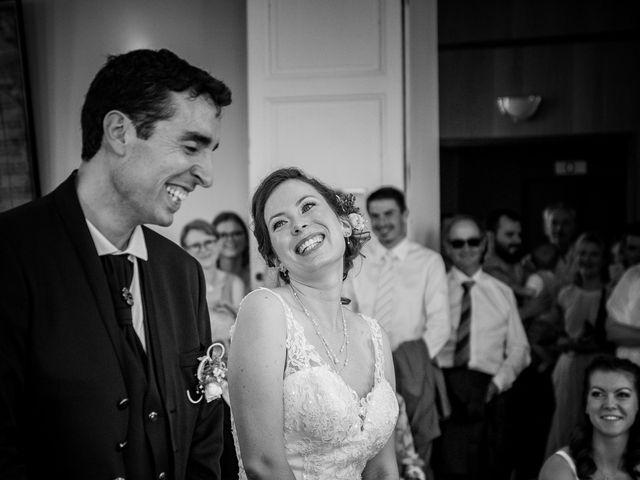 Le mariage de Stéphane et Sophie à Romegoux, Charente Maritime 14
