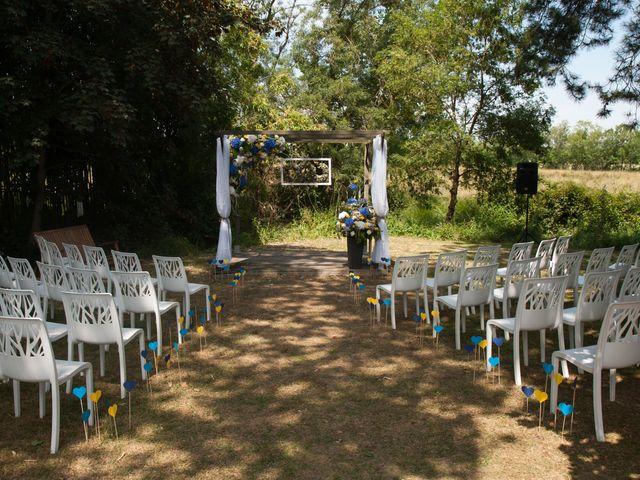 Le mariage de Stéphane et Sophie à Romegoux, Charente Maritime 18