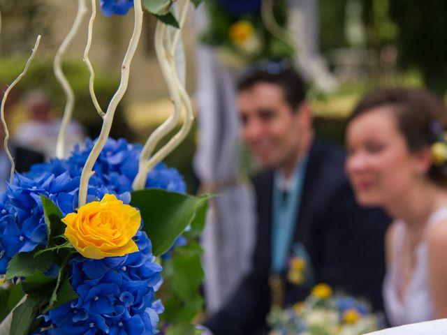 Le mariage de Stéphane et Sophie à Romegoux, Charente Maritime 21