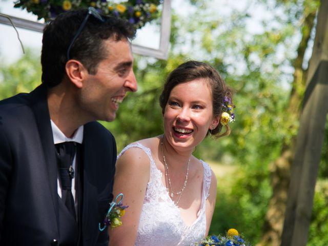 Le mariage de Stéphane et Sophie à Romegoux, Charente Maritime 22