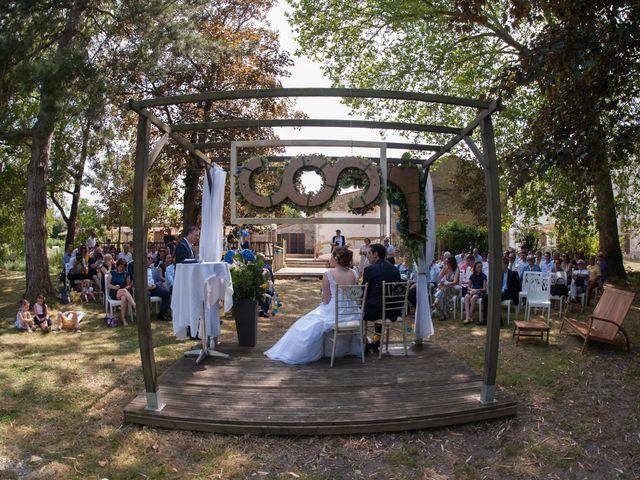 Le mariage de Stéphane et Sophie à Romegoux, Charente Maritime 23