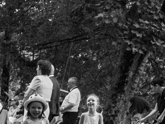 Le mariage de Stéphane et Sophie à Romegoux, Charente Maritime 24