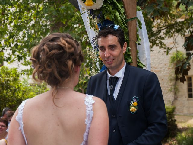 Le mariage de Stéphane et Sophie à Romegoux, Charente Maritime 29