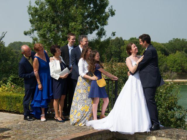 Le mariage de Stéphane et Sophie à Romegoux, Charente Maritime 38
