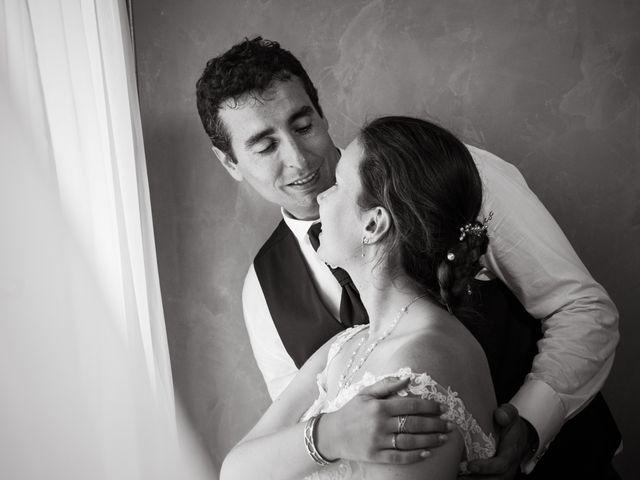 Le mariage de Stéphane et Sophie à Romegoux, Charente Maritime 42