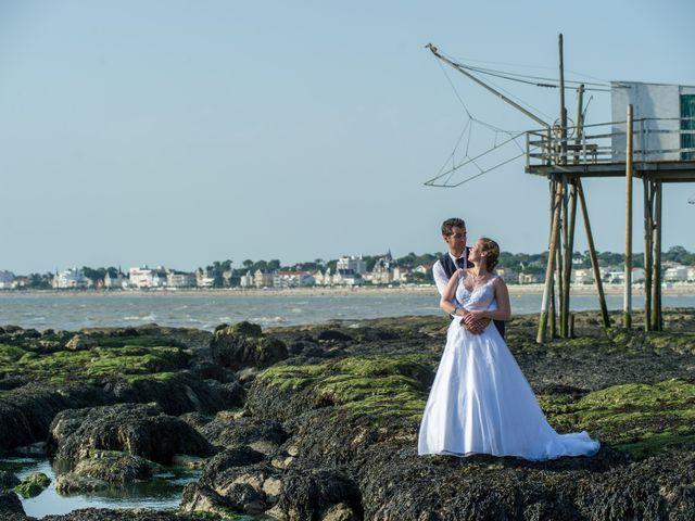 Le mariage de Stéphane et Sophie à Romegoux, Charente Maritime 50