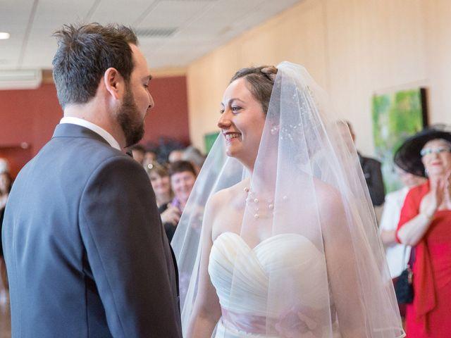 Le mariage de Sébastien et Elodie à Saint-Médard-en-Jalles, Gironde 11