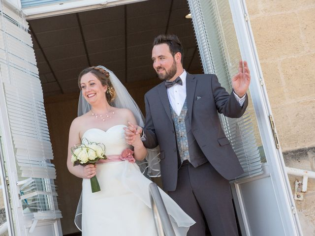 Le mariage de Sébastien et Elodie à Saint-Médard-en-Jalles, Gironde 12